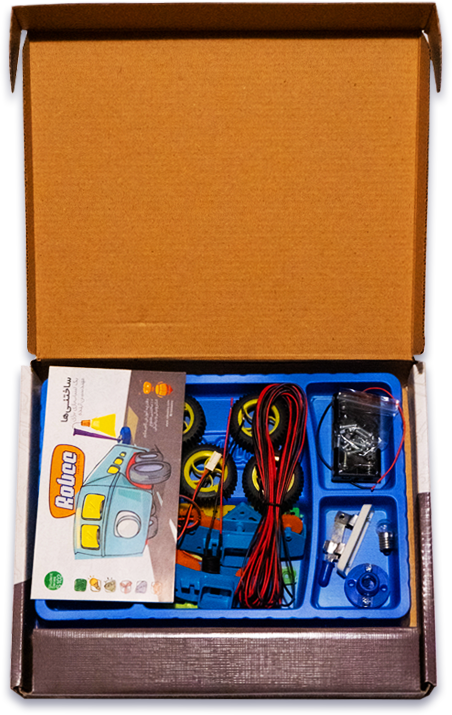 جعبه باز ساختنی ها 2